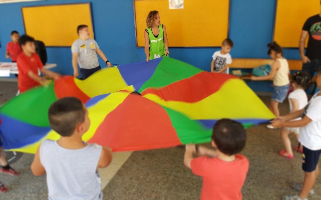 Crecer aprendiendo y jugando en Cerro-Amate