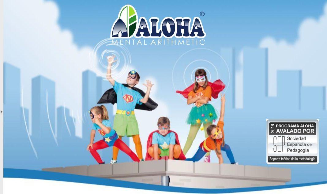 Activa tus superpoderes -ALOHA-