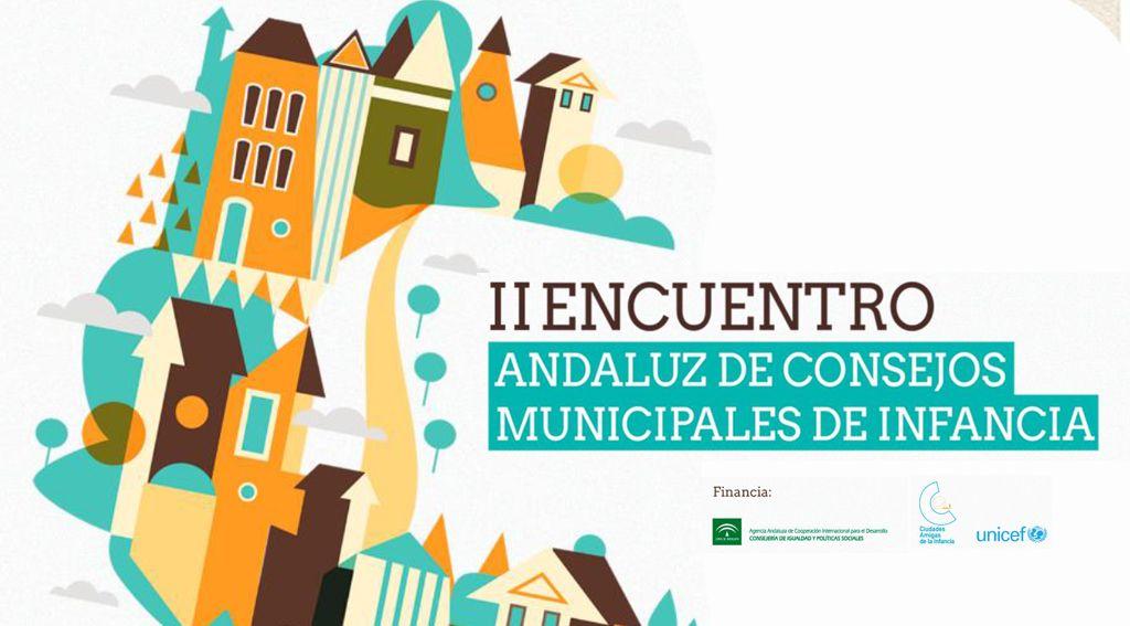 II Encuentro andaluz de Consejos Municipales de Infancia