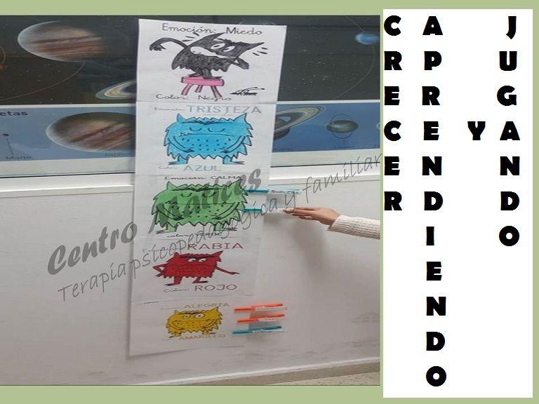 Crecer aprendiendo y Jugando en Cerro-Amate. Curso 2017-2018