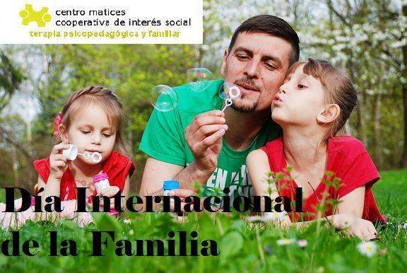 15 de mayo- Día Internacional de la Familia