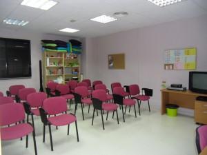 Aula de formación 1